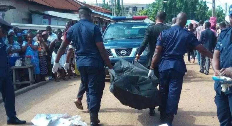 Denkyira-Akwaboso residents face off with armed robbers, killing 5 during exchange of gunshots