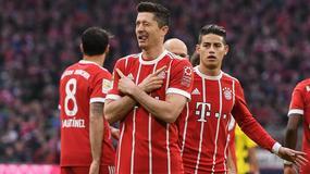 Lewandowski po raz 47. i 15. mecz z rzędu bez zwycięstwa Hamburgera SV