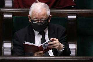 Kaczyński: Mam nadzieję, że z czasem będziemy mogli zaproponować nowe traktaty unijne