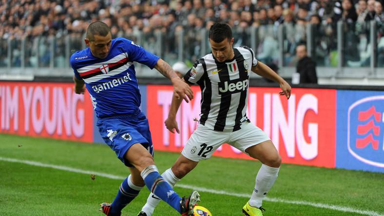 Juventus przegrał z Sampdorią