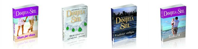 Najčitanije knjige Danijele Stil