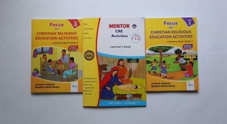 New Curriculum Books