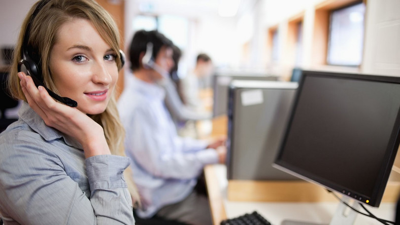 konsultantka telefoniczna