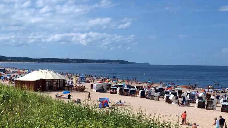 Świnoujście - plaża