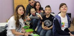 Rodzina z Łodzi odzyskała dzieci z domu dziecka