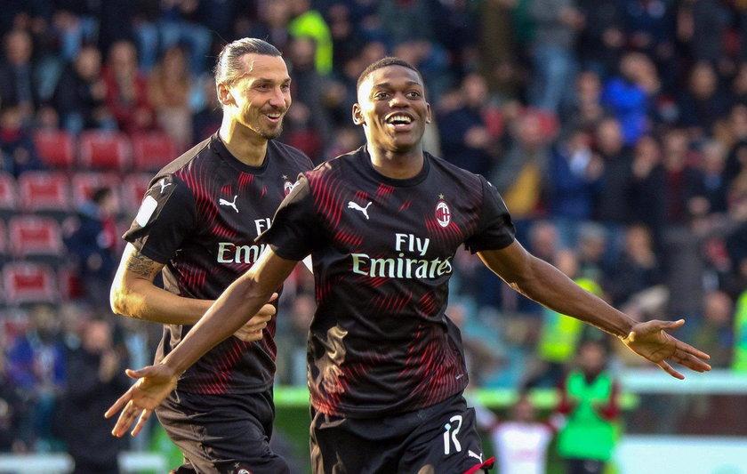 Serie A: Cagliari - Milan 0:2