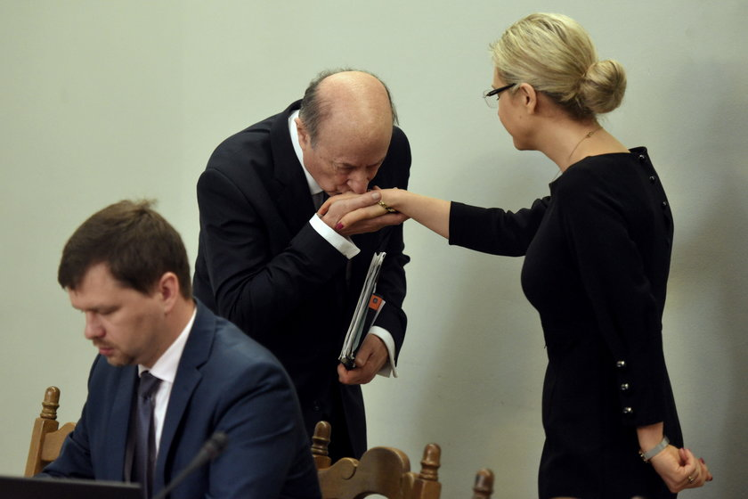 Jacek Rostowski zeznaje przed komisją ds. Amber Gold