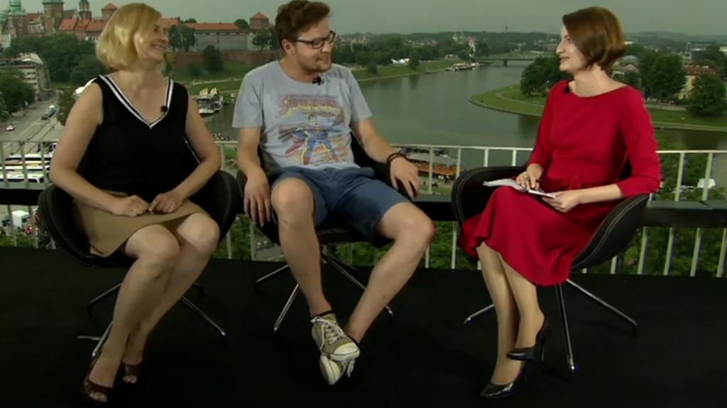 Reportaże Onetu: Druga debata o Światowych Dniach Młodzieży w Krakowie