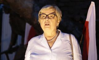 Obecność prof. Gersdorf na ślubowaniu nowego sędziego TK: Tłumaczenia prezes SN pogrzebały sprawę