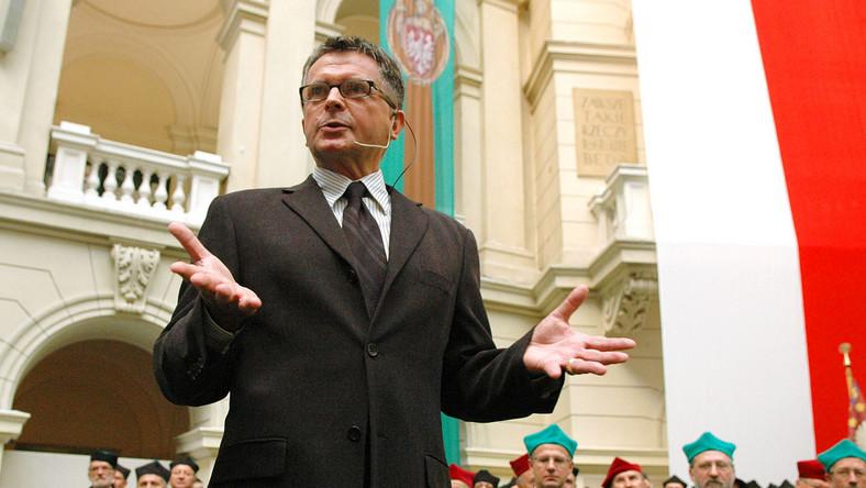 SLD: Wolszczan to ofiara polskiego piekiełka