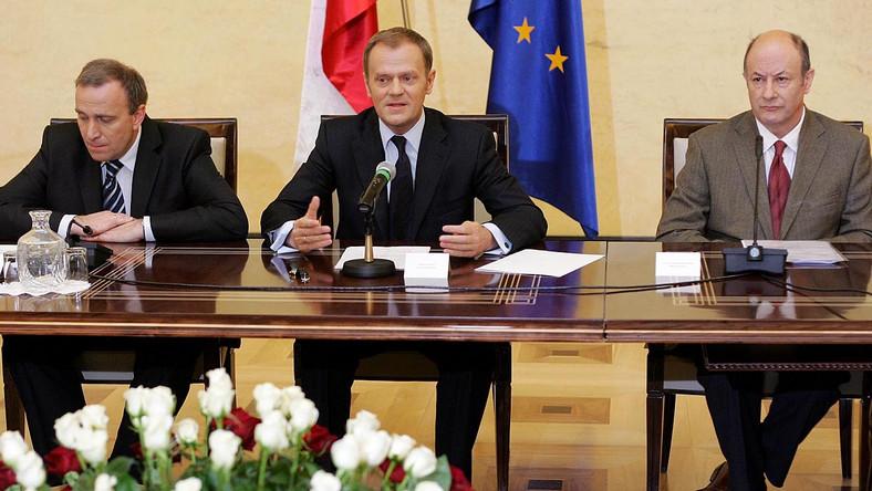 Tusk podsumował pół roku swoich rządów