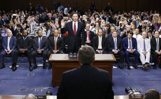 Rosyjski politolog: Comey nie spełnił nadziei przeciwników Trumpa