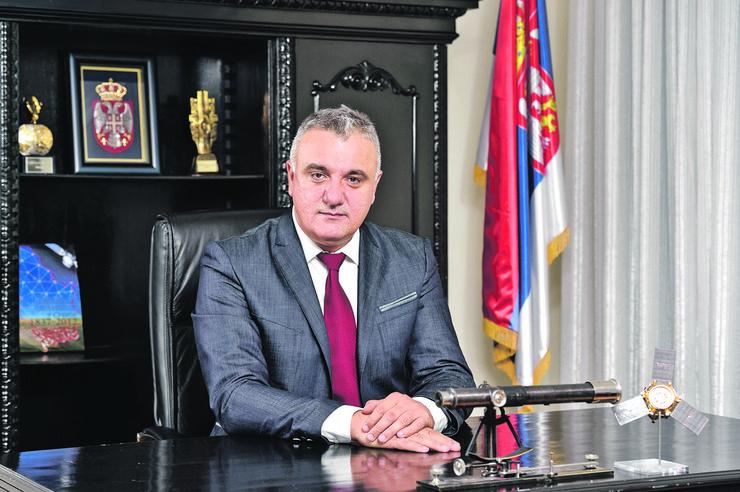 Borko Draskovic direktor geodetskog zavoda