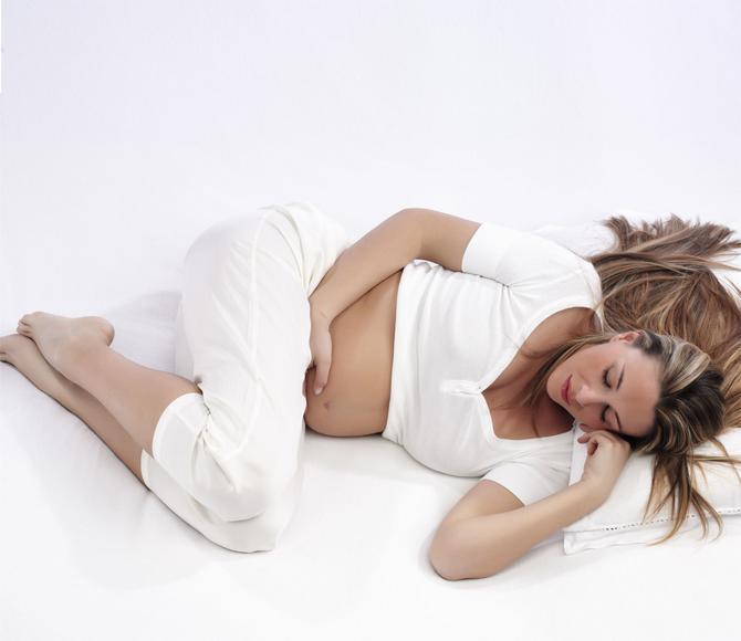 Žene u trudnoći često misle da nisu atraktivne