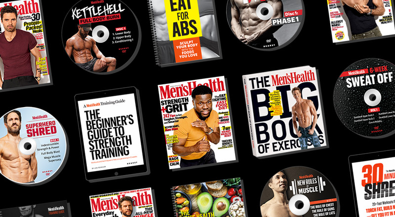 Introducing The Men's Health Shop