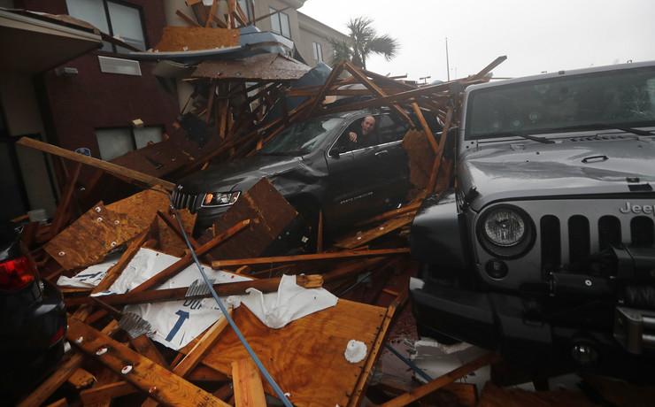 Uragan Majkl foto Tanjug AP (1)