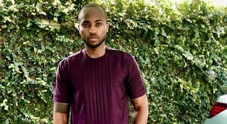 Nick Mutuma introduces mother to the world