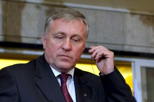 """Premier zapowiedział, że jego gabinet skoncentruje się na półrocznym czeskim przewodnictwie w Unii Europejskiej (rozpoczynającym się 1 stycznia) oraz wypracuje """"kluczowe priorytety"""" na okres do końca kadencji, czyli połowy 2010 roku. Fot. PAP"""