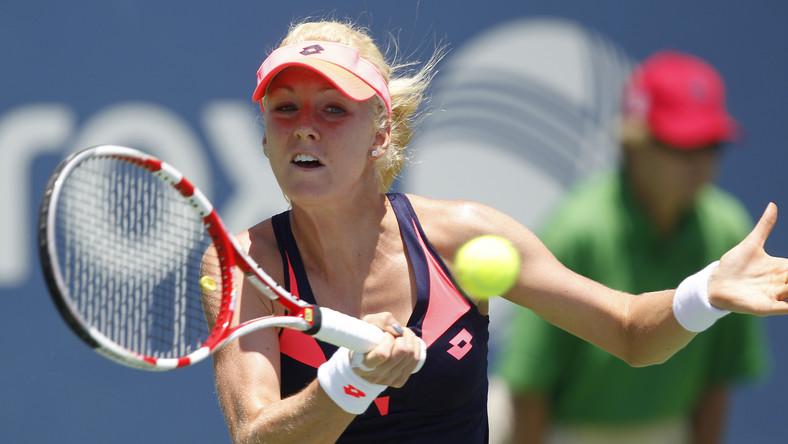 Ula Radwańska odpadła z turnieju w Toronto