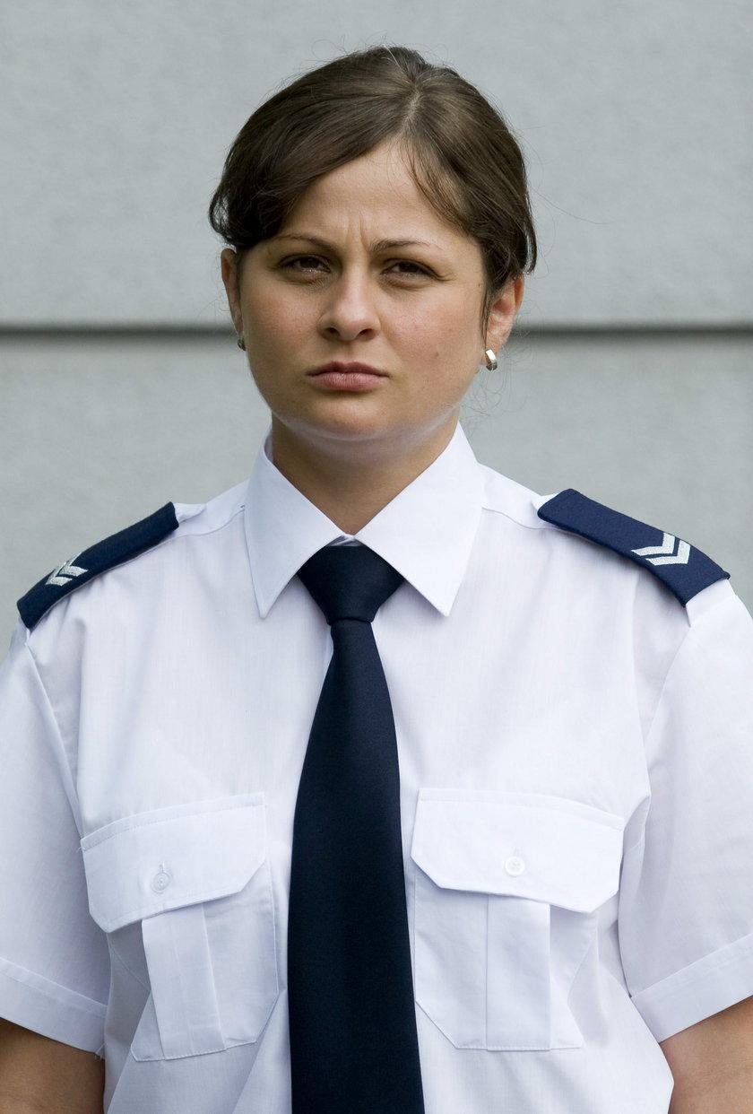 Joanna Paszenda, rzecznik policji w Wodzisławiu Śl.