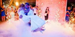 Bawili się na weselu. Chwilę później wszystko stracili
