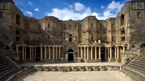 Zabytki Syrii - Damaszek, Palmyra, Aleppo, Bosra i Crac des Chevaliers wpisane na Listę Dziedzictwa Zagrożonego UNESCO
