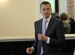 Morawiecki: Wynagrodzenia wzrosną o 4,5-5% w tym roku