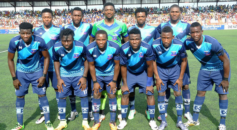 Lobi Stars beat Sundowns in opening group game of CAF Champions League