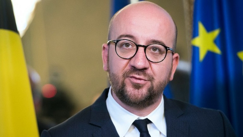 "Belgian Prime Minister Charles Michel told a press conference ""an agreement"" has been found in support of the EU-Canada trade deal"