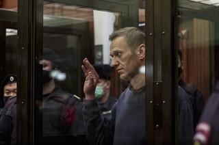 Miękka reakcja Zachodu na uwięzienie Nawalnego