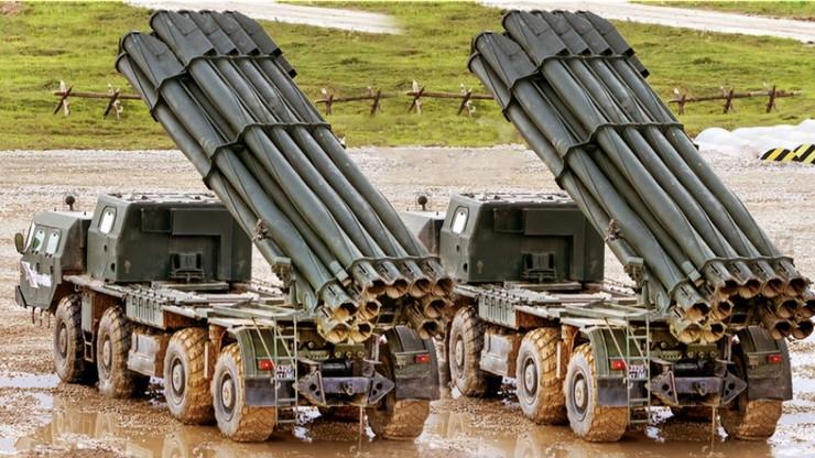 Rusko oružje, višecevni bacači Smerč