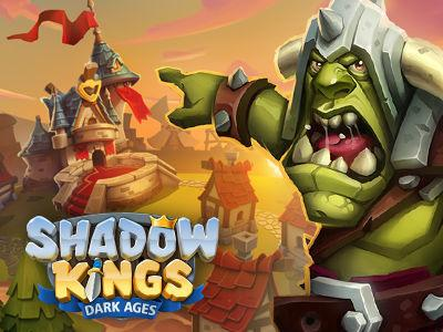 gameplanet Shadow Kings - The Dark Ages