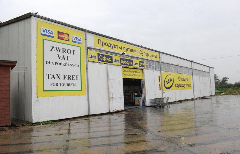Rosjanie nie kupują w Polsce