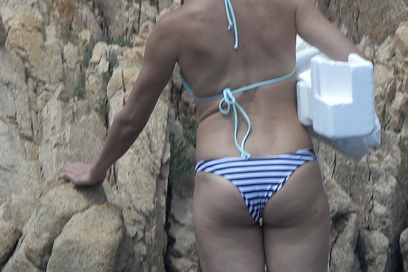 Cameron Diaz na wakacjach
