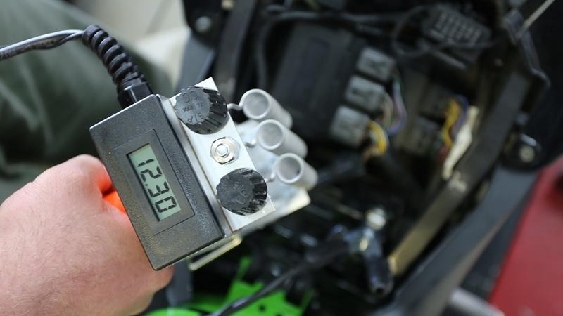 Test obciążeniowy akumulatora