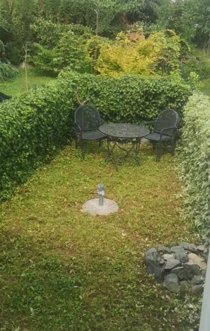 Ovako je vrt ove devojke izgledao pre nego što njena mama pozabavila time