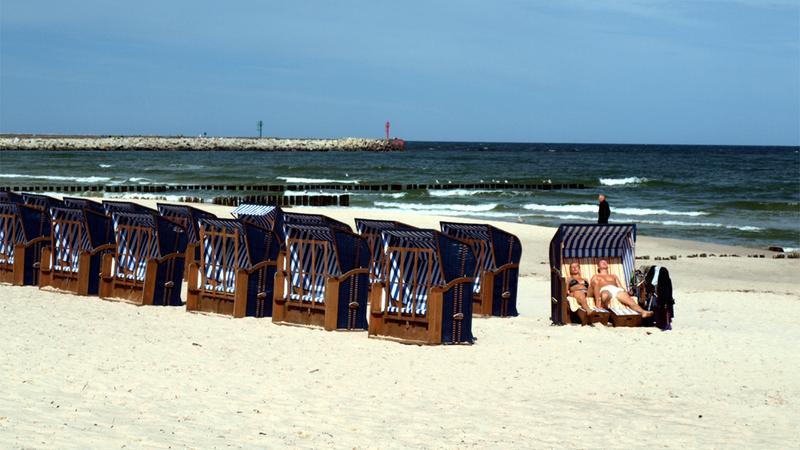 Najszersze plaże Polski