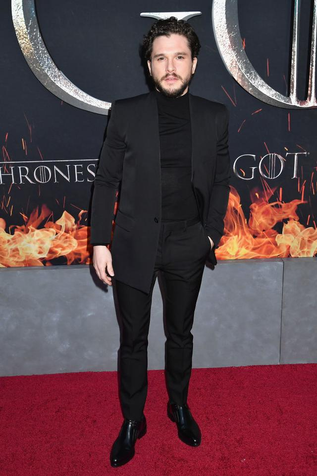 """Gra o tron"": Kit Harrington"