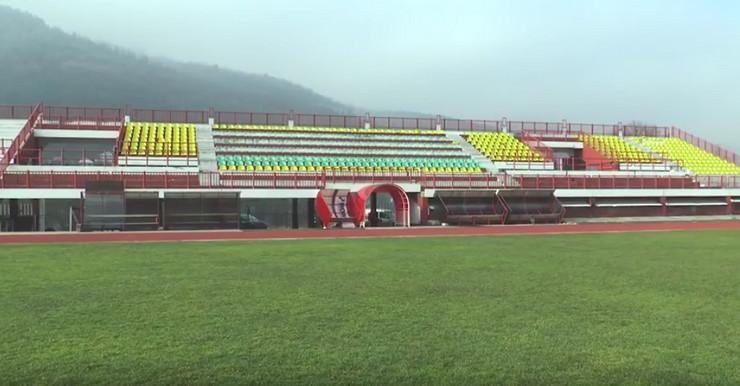 Stadion, Fk Polimlje