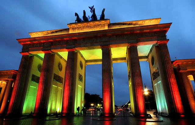 Brandenburška kapija u Berlinu