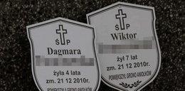 Pogrzeb dzieci zamordowanych przez ojca