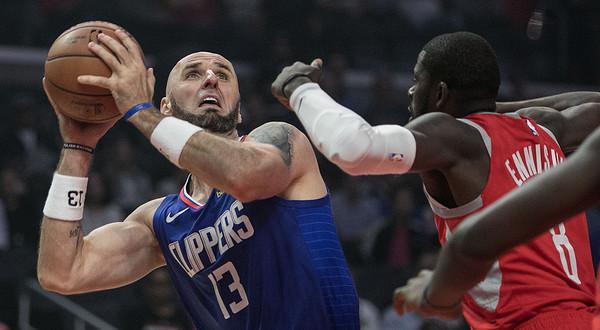 Marcin Gortat ostatnie lata w NBA spędził grając w Los Angeles