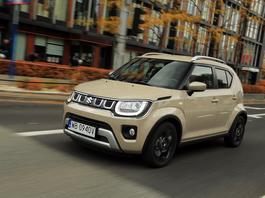 Suzuki Ignis 1.2 2WD CVT – crossover do miasta