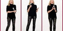 Sharon Stone nosi legginsy od...