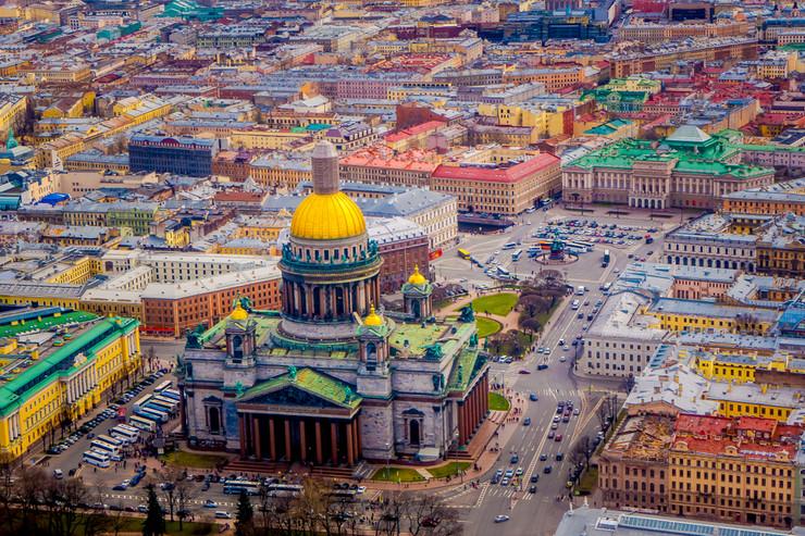 katedrala svetog Isaka, Sankt Peterburg
