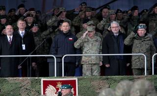 Dworczyk: Zakup rakiet Patriot to wielki krok w kierunku wzmocnienia bezpieczeństwa Polski