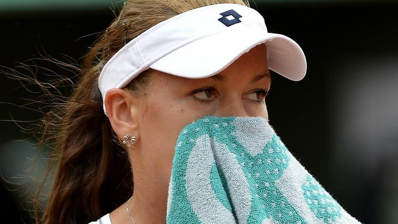 Polka odpadła z French Open