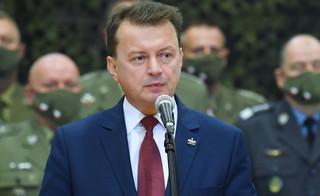 Błaszczak: Jesteśmy zgodni, że w interesie Polski leży niepodległość Białorusi