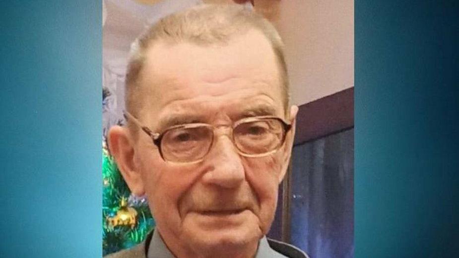 Zaginiony 80-letni Władysław Papis