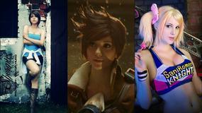 Rozpoznasz, za jakie postaci z gier przebrały się cosplayerki? Quiz